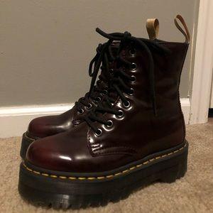 dr martens vegan jadon boots
